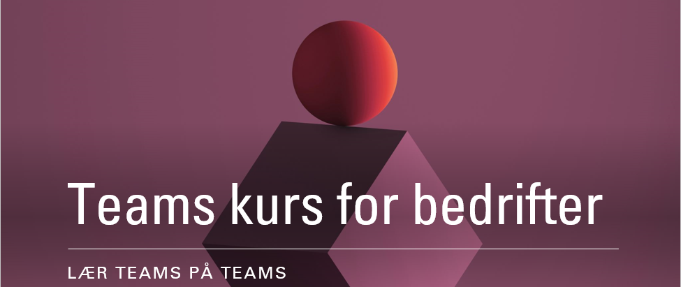 Microsoft Teams kurs